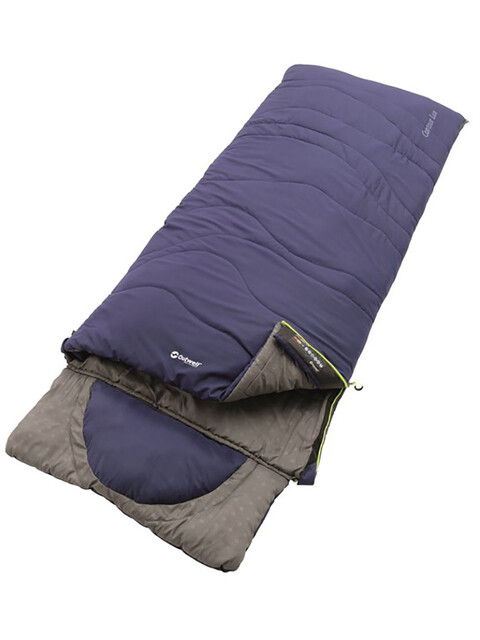 Outwell Contour Lux Sleeping Bag Royal Blue